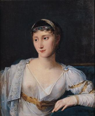 Portrait of Marie-Pauline Bonaparte