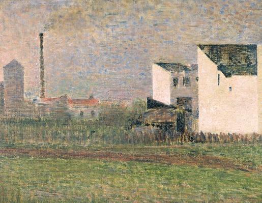 Suburb, c.1882