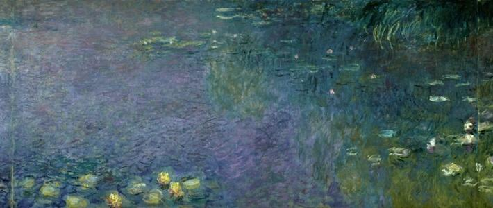 Waterlilies: Morning, 1914-18