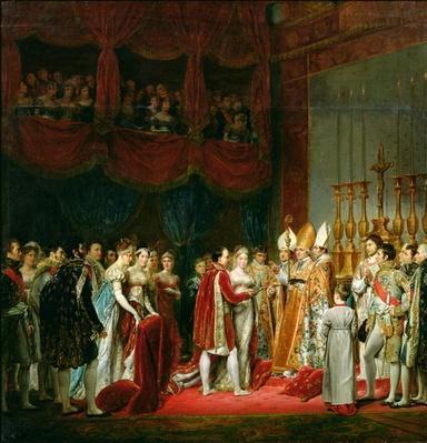 The Marriage of Napoleon I