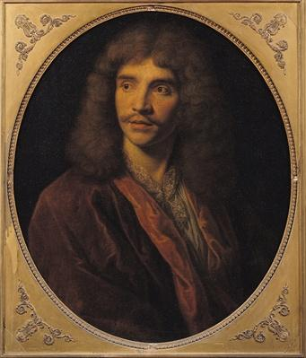 Portrait of Moliere