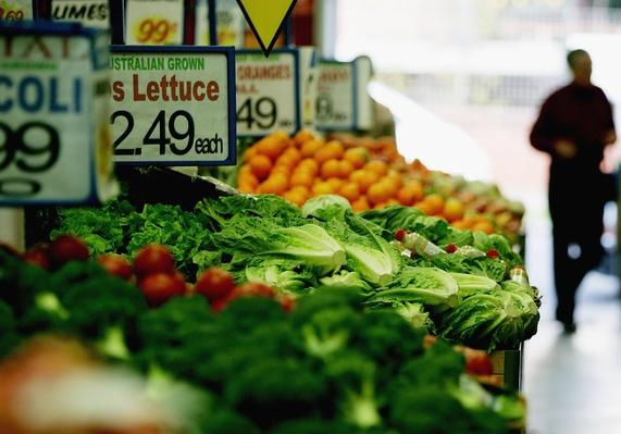 Food Prices Hit 15-Year High | The Study of Economics