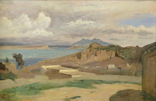 Ischia, View from the Slopes of Mount Epomeo, 1828