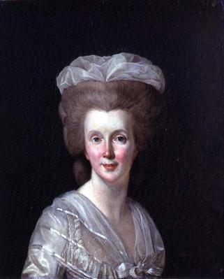 Portrait of Madame Necker