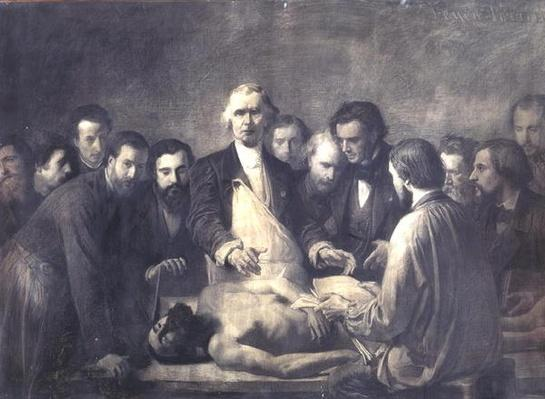The Anatomy Lesson of Doctor Velpeau