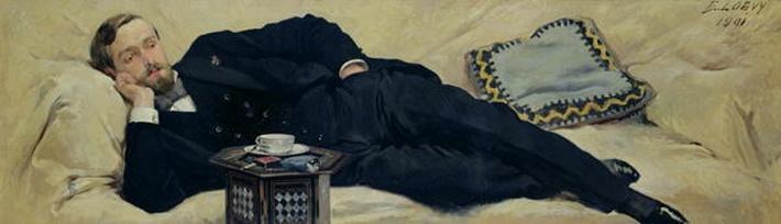 The Nonchalant Dandy, 1901