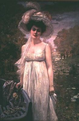 Portrait of Madame Gervex, 1899