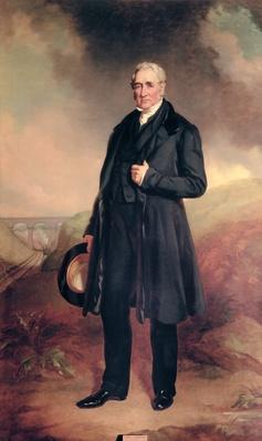 George Stephenson (1781-1848), Inventor of the Locomotive | Industrial Revolution