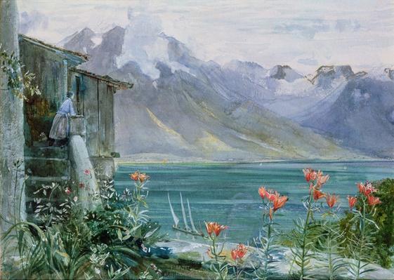 Ferritet, Lake Geneva, 1882