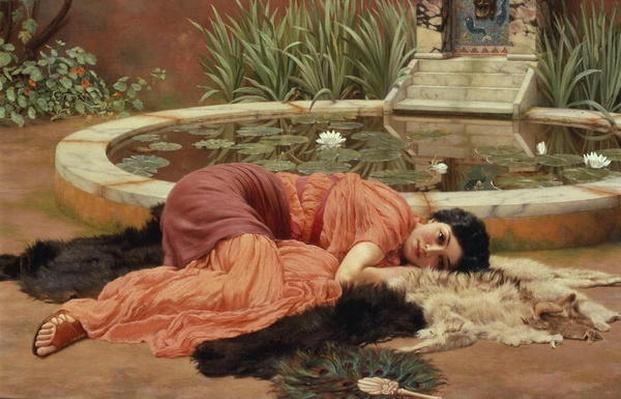 Dolce Far Niente, 1904