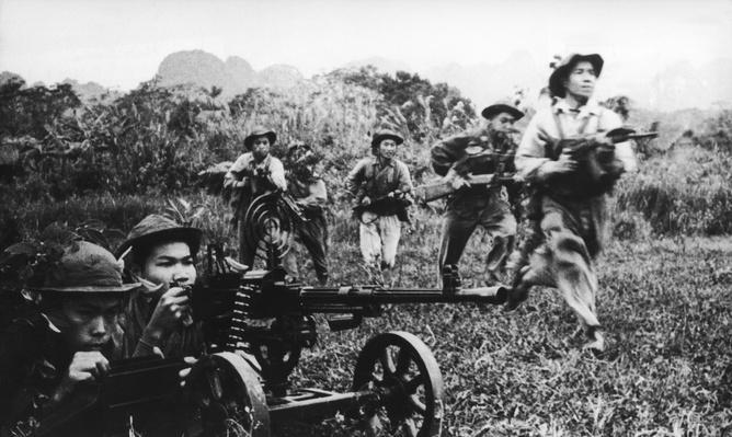 Viet Cong Attack | Vietnam War