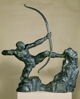 Herakles Archer, 1909