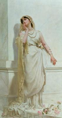 The Young Bride, 1883