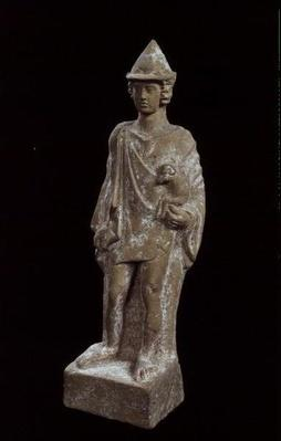 Hermes Kriophoros, Beotian, c.450 BC