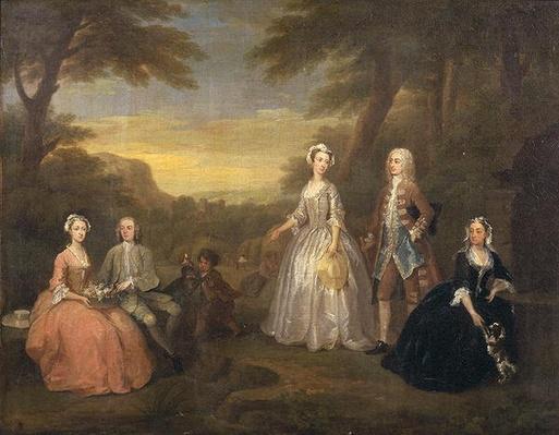 The Jones Family, c.1730-1