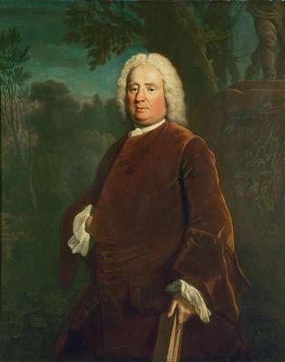Samuel Richardson, 1747