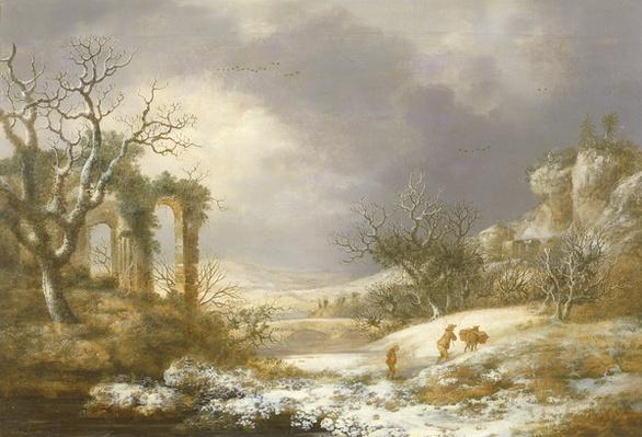 Winter Landscape, c.1750-60