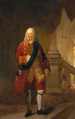 King George II, 1759