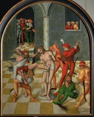 The Flagellation of Christ, 1538