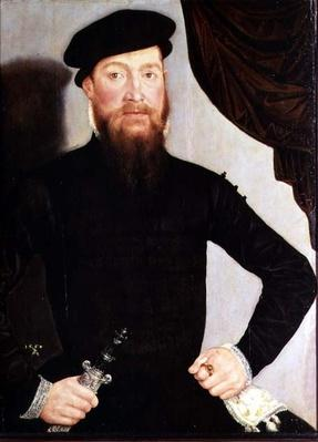 Portrait of a man, 1564