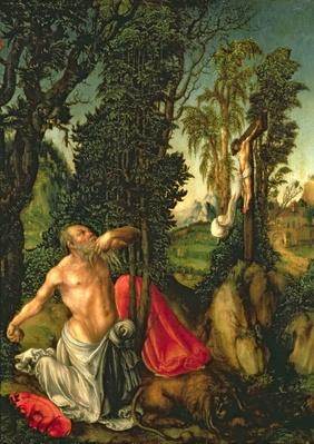 The Penitence of St. Jerome, 1502