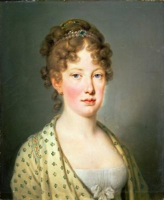 Archduchess Leopoldina of Austria, 1st wife of Emperor Dom Pedro IV of Portugal
