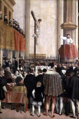 Sermon of the Papal Legate, Cornelius Musso