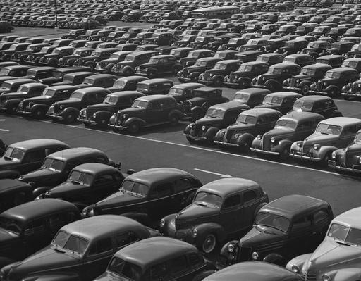 Automobile lot | Evolution of the Automobile