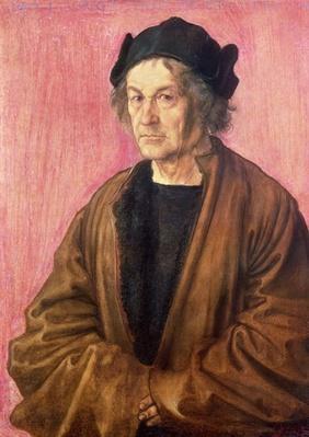 Albrecht Durer's Father, 1497