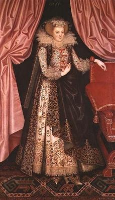 Dorothy St. John, Lady Cary, c.1614