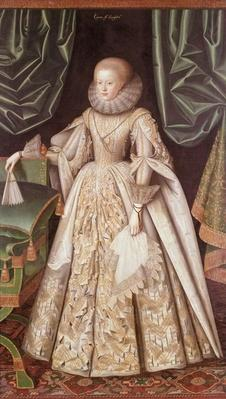 Anne Cecil, Countess of Stamford, c.1614