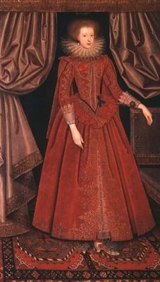 Catherine Rich, Countess of Suffolk, c.1614