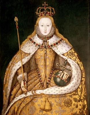 Queen Elizabeth I , c.1600