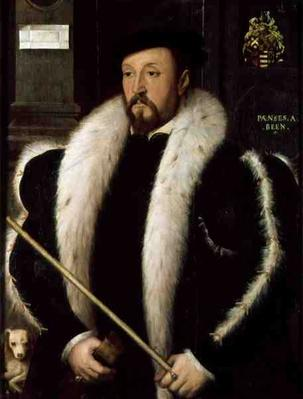 Thomas Wentworth, 1st Baron Wentworth of Nettlestead, 1549