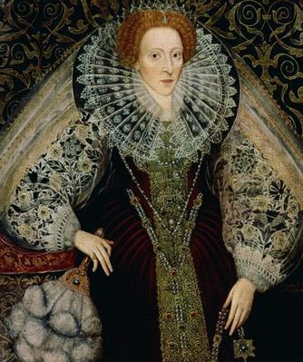 Queen Elizabeth I, c.1585-90