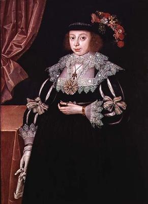Anne Hale, Mrs Hoskins