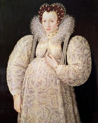 Unknown Lady, c.1595-1600