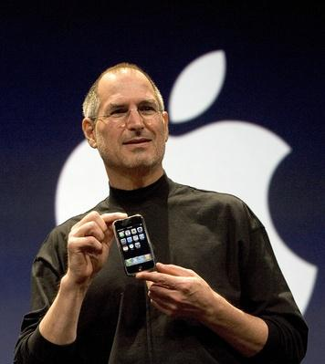 Steve Jobs Unveils Apple iPhone At MacWorld Expo | The Evolution of the Mobile Phone