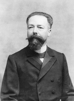Portrait of Paul Doumer