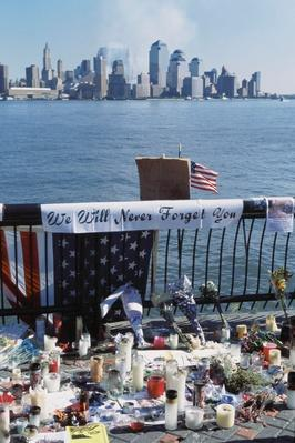 Memorial site for world trade center | 9/11: We Will Never Forget