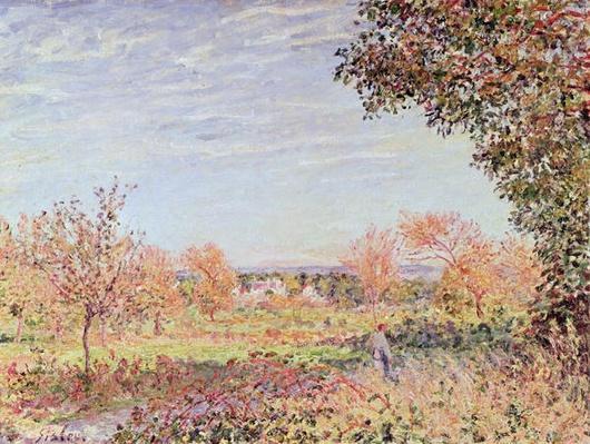 September Morning, c.1887