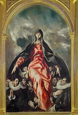 The Virgin of Charity, 1603-05