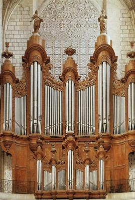 The Organ of Saint-Maximin-la-Sainte-Baume, 1773
