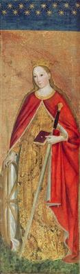 St. Catherine of Alexandria, 1475