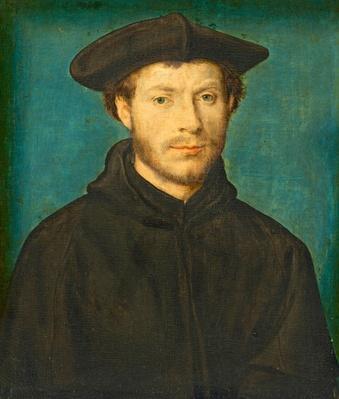 Portrait of a Man, c. 1536- 40