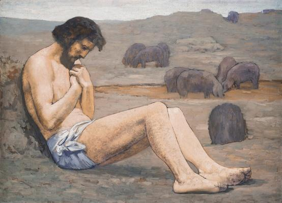 The Prodigal Son, c. 1879