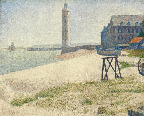 The Lighthouse at Honfleur, 1886