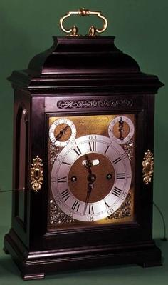 Bracket clock, by George Graham