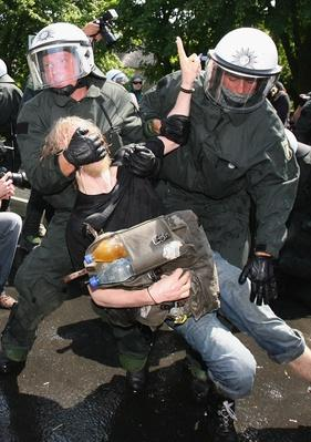 G8 Opponents Continue Protests | Civility & Brutality | The 20th Century Since 1945: Civil Rights & the New Millennium