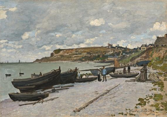 Sainte-Adresse, 1867